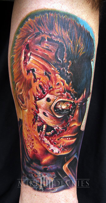Tattoos - Terminator Tattoo - 13771